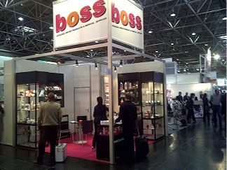 PSI Trade Show 2012 in Dusseldorf/Germany