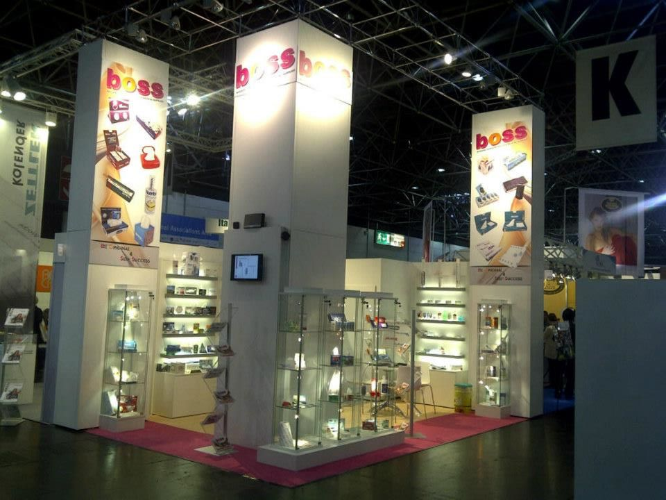 PSI Trade Show 2013 in Dusseldorf/Germany
