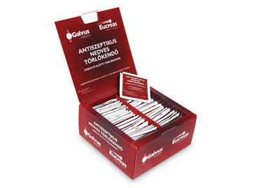 Pre-Injection Swabs Boxes