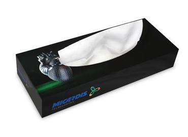 Rectangular Tissue Boxes