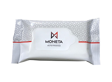 Customized Foil Pocket Pack Wet Wipes