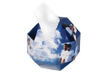Ball Tissue Box