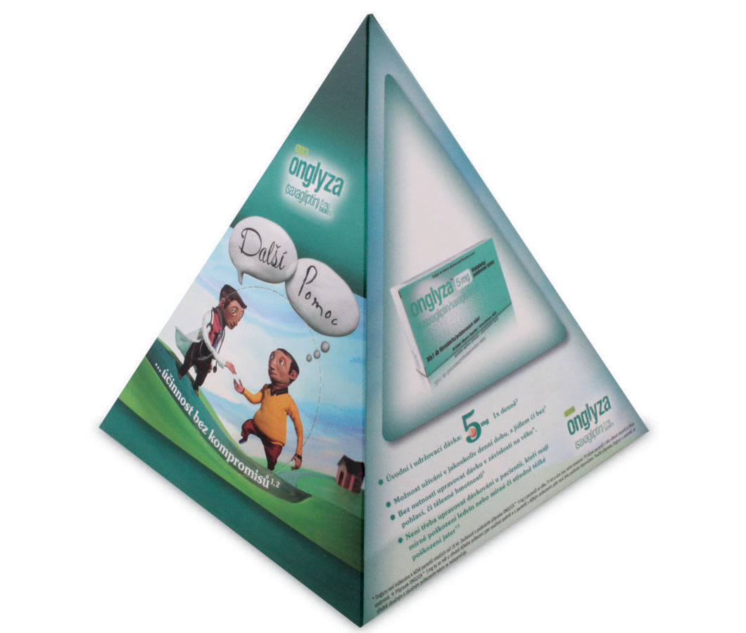 Big Pyramid Tissue Box